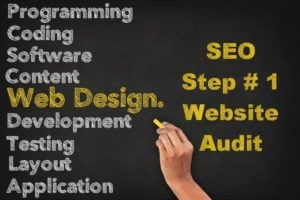 SEO Company Website Audit